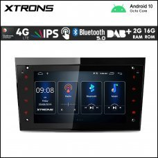 "Xtrons PSD70VXL Vauxhall/Opel/Holdan 7"" Navigation Multimedia Player with Built-in DSP and 4G"