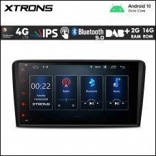 "Xtrons PSD80A3AL Audi A3/S3/RS3 8"" Navigation Multimedia Player with Built-in DSP and 4G"