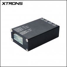 Xtrons CAM4CH Universal 4 Channel Camera Converter Box
