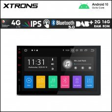 "Xtrons TA710L 7"" Universal Navigation Multimedia Player with 4G and Wifi"