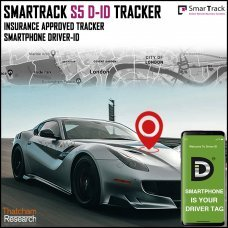 SmarTrack Insurance Approved S5 D-ID Tracker