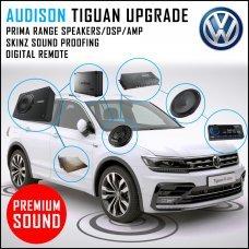 Audison VW Tiguan Premium Sound Upgrade