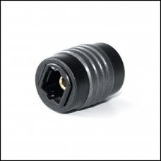 Audison STA TOSLINK Socket Female to Female Connectors