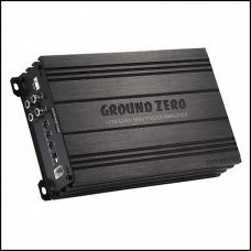 Ground Zero GZHA MINI TWO, Two Channel Mini Amplifier