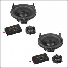 "Match UP C42MB-FRT 4"" Components Speakers"