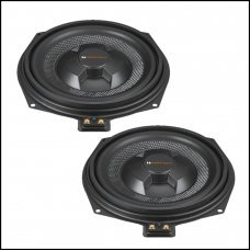 "Match 8"" UP W8BMW-S Underseat Subwoofer"