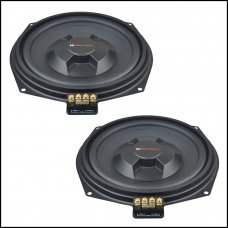 "Match 8"" MW 8BMW-D Underseat Subwoofer"