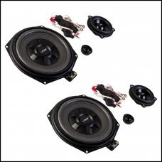 Vibe OPTISOUNDBMWF-V4 Three Way Component & Sub 1/3/4/5/6/X3