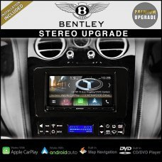 Bentley GT Continental & Flying Spur Premium Kenwood Radio Upgrade