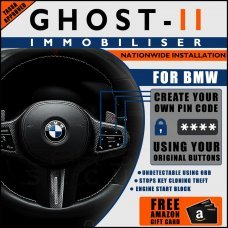 Autowatch Ghost 2 Immobiliser For BMW - Mobile Installation FREE £25 Amazon Gift Voucher