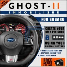 Autowatch Ghost 2 Immobiliser For Subaru - Mobile Installation FREE £25 Amazon Gift Voucher