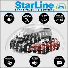 StarLine Smart Tracking Security Fully Fitted