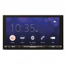 """Sony XAV-AX3005DB DAB Radio 6.9"""" Screen with Carplay & Android Auto (Free DAB Antenna Included)"""
