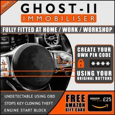 Autowatch Ghost 2 Immobiliser - Mobile Installation FREE £25 Amazon Voucher