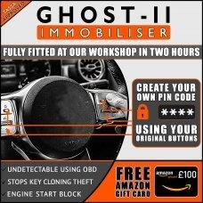 Autowatch Ghost 2 Immobiliser TASSA Approved FREE £100 Amazon Gift Voucher