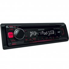 Kenwood KDC DAB 400U CD/MP3/USB DAB Tuner with Aerial Car Stereo