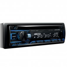 Alpine CDE 205DAB CD MP3 DAB Tuner USB SmartPhone Ready Stereo