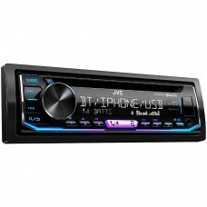 JVC KD R992BT CD MP3 USB Aux Stereo Bluetooth iPod iPhone Android Car Stereo