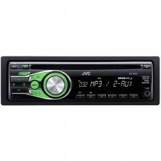JVC KD R332 CD/ AUX Input Car Stereo