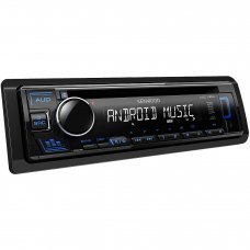 Kenwood KDC 130UB CD Tuner with Aux In & USB Blue Illumination Car Stereo