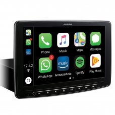 "Alpine iLX-F903D Halo9 9"" Screen with CarPlay & Android Auto"