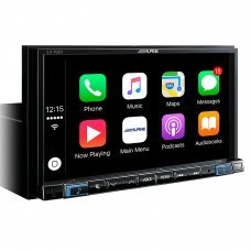 "Alpine ILX-702D 7"" Digital Screen Bluetooh Apple CarPlay/Android Auto"