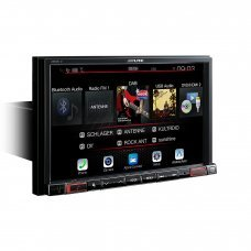 "Alpine X802D-U 8"" Screen Tom Tom Navi Apple CarPlay & Android Auto"