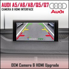 Adaptiv Mini ADVM-AU6 A5/A6/A8/Q5/Q7 Factory OEM Screen HDMI/Front & Rear Camera Upgrade