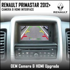 Adaptiv Mini ADVM-PSA1 Renault Primastar With Factory OEM Screen HDMI/Front & Rear Camera Upgrade