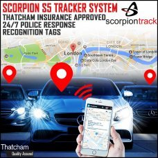 Scorpion S5-VTS Tracker Fully Installed