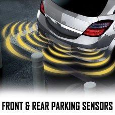 Parking Sensors Fully Installed