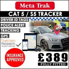 Meta Trak Cat S5-VTS With DRS ID Tags