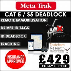 Meta Trak Cat S5-VTS Deadlock With Immobilisation