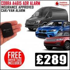 Cobra A4615 Canbus Alarm