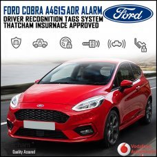 Cobra A4615 Ford Alarm System with Advanced Driver Recognition Tags