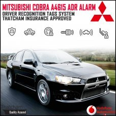 Cobra A4615 Mitsubishi Alarm System with Advanced Driver Recognition Tags