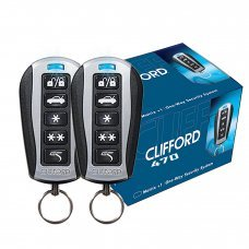 Clifford CONCEPT 470 Alarm System