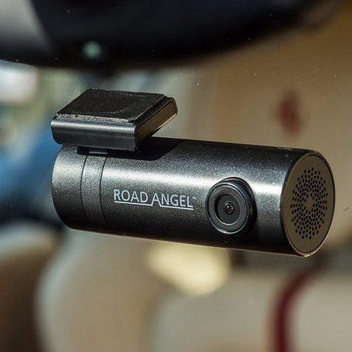 Road Angel Halo Go 1080P HD Dashcam Mit Wifi Und Parkplatz Mod
